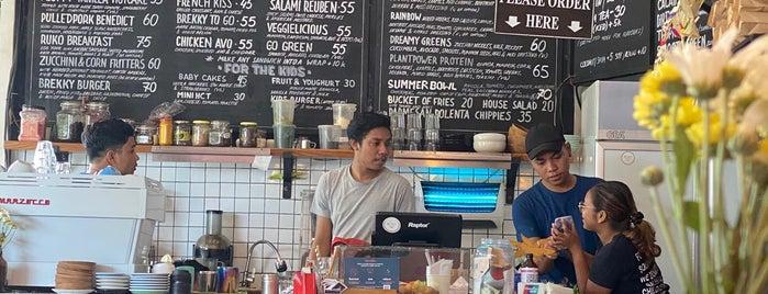 Ruko Cafe is one of Locais salvos de Claudia.