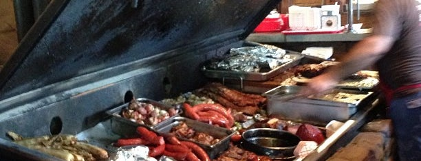 Hard Eight BBQ is one of Dallas-Fort Worth.