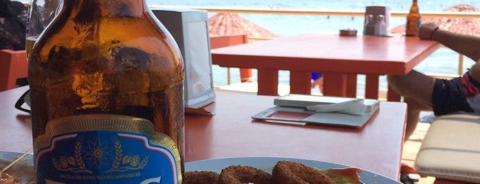 Club Armonia Beach Cafe &  Restaurant is one of Orte, die Gökçen gefallen.