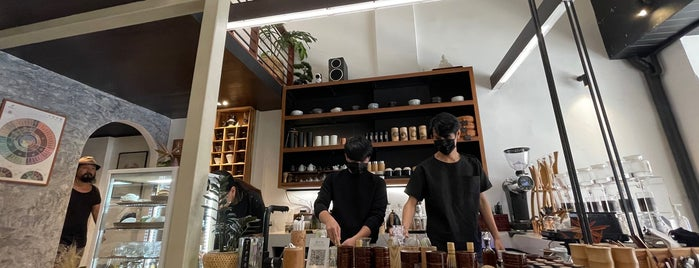 Ryn - Authentic Tea & Slow Drop Coffee is one of Phuket.