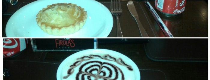 Firula's Café is one of Atila 님이 좋아한 장소.
