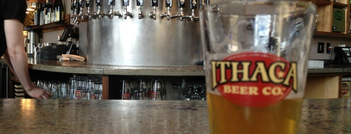 Ithaca Beer Co. Taproom is one of Breweries.