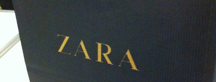 Zara is one of Chill 님이 좋아한 장소.