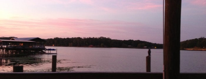 Toledo Bend Reservoir is one of Russ's Liked Places.