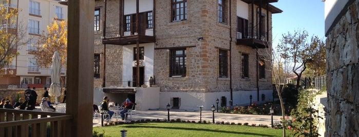 Ağalar Konağı Kültür Evi is one of Orte, die Müjgan gefallen.