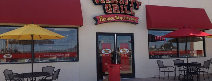 Varsity Grill is one of Dallas.