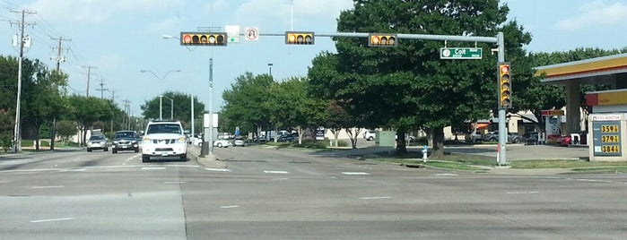Coit Rd / Park Blvd is one of Russ's Liked Places.