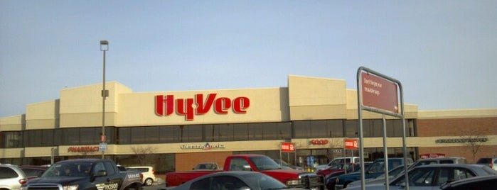 Hy-Vee is one of Kamiさんのお気に入りスポット.