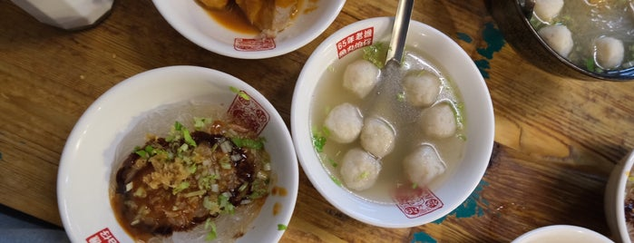 魚丸伯仔魚丸冬粉 is one of where to go in Taipei.