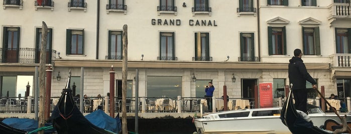 Grand Canal Restaurant is one of Posti salvati di Claudio.