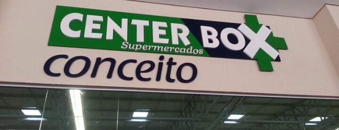 Center Box Supermercados is one of Supermarkets.
