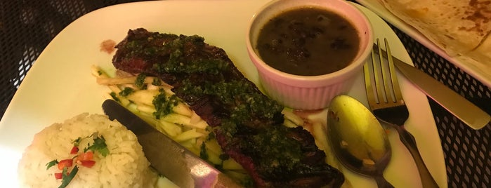 La Celia Latin Kitchen is one of Tempat yang Disimpan Joey.