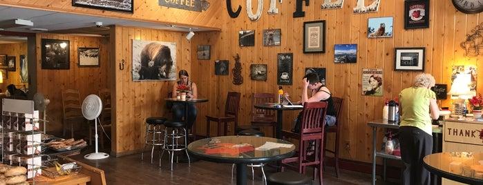 Rawhide Coffee is one of Work.