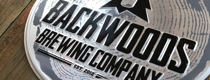 Backwoods Brewing is one of Oregon Breweries.