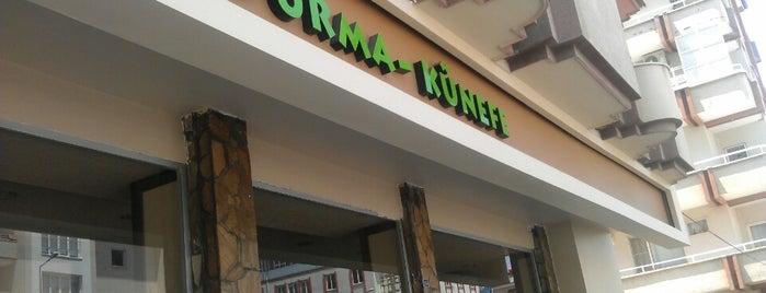 Papağanlı Dondurma & Künefe is one of สถานที่ที่ Seda ถูกใจ.