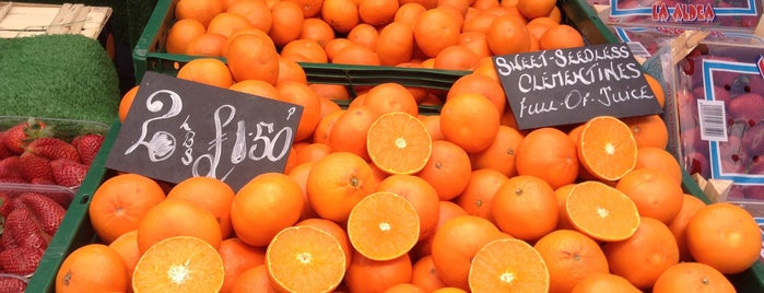 Islington Farmers' Market is one of London Markets.