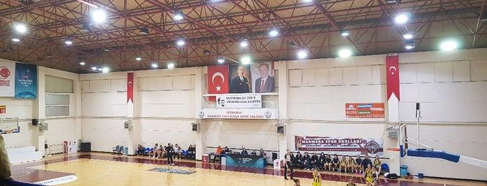 Caferağa Spor Salonu is one of สถานที่ที่ Afds ถูกใจ.