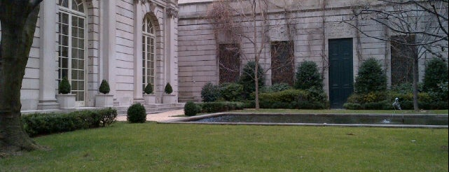 The Frick Collection is one of Marvel Comics NYC Landmarks.