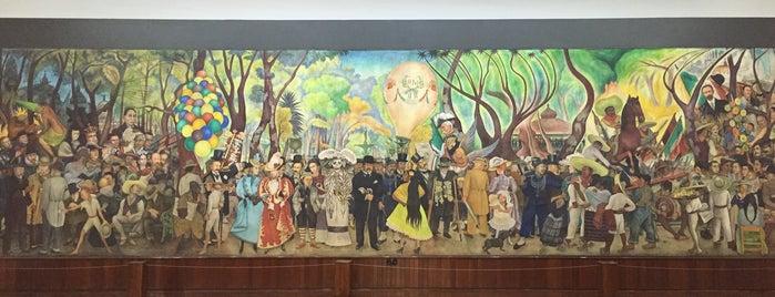 Museo Mural de Diego Rivera is one of De-Efe.