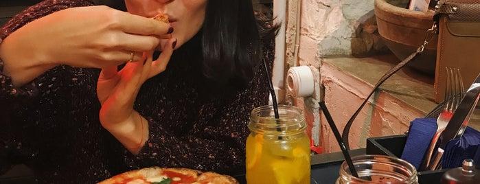 Пицца 22 сантиметра is one of Choknutiy 님이 좋아한 장소.