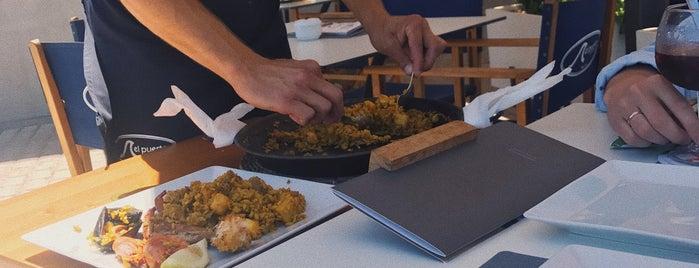 Restaurante El Puerto is one of Orte, die Choknutiy gefallen.