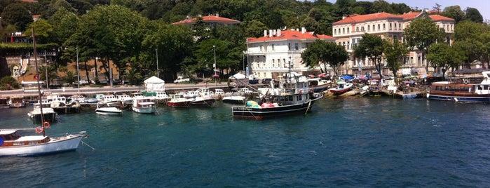 Yeniköy Balıkçı Barınağı is one of Top 10 favorites places in Istanbul.