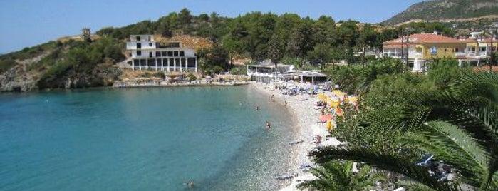 Gagou Beach Hotel Samos is one of Samos.