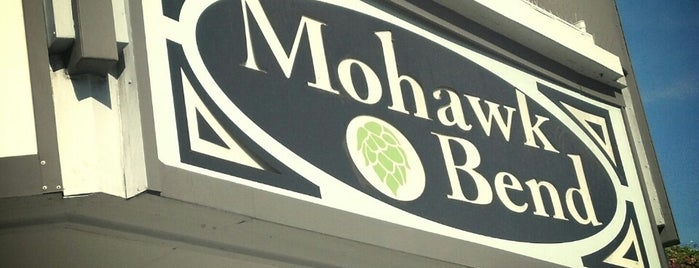 Mohawk Bend is one of Meatless Monday Restaurants.