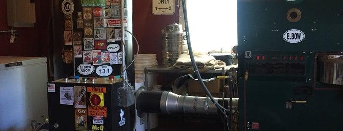 Elbow Room Coffee is one of Berkshires.