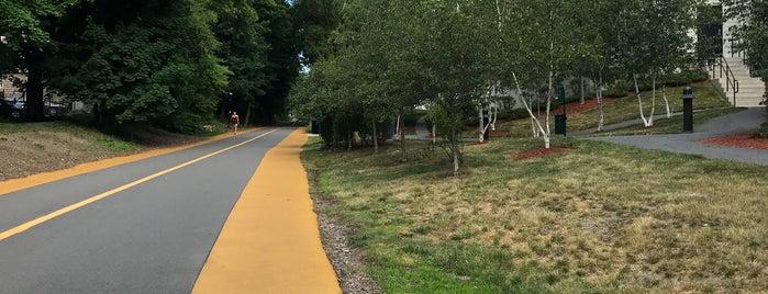 Cedar-Lowell Bike Path is one of Boston.
