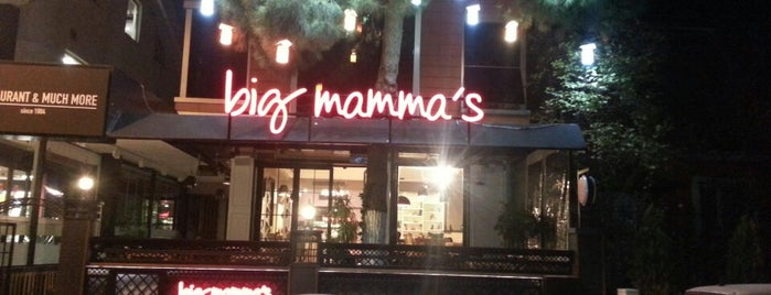 Big Mamma's is one of Orte, die TARIK gefallen.