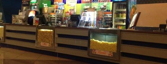 Киноцентр XL is one of Tempat yang Disukai Margarita.