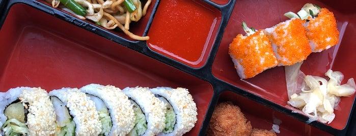 SushiCo is one of Irem'in Beğendiği Mekanlar.