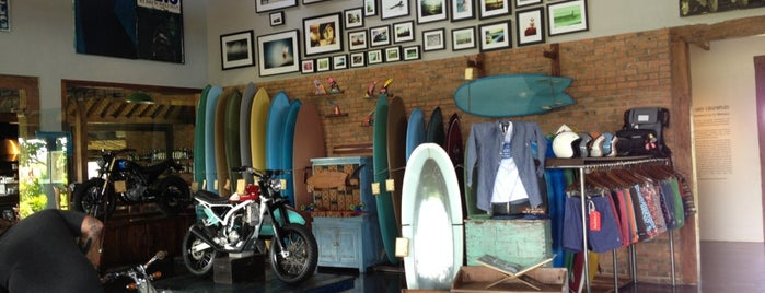 Deus Ex Machina is one of Bali.