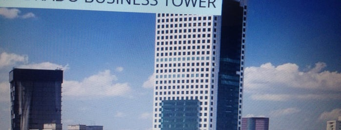Business Tower is one of Sergio M. 🇲🇽🇧🇷🇱🇷 님이 좋아한 장소.