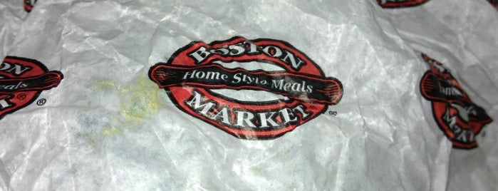 Boston Market is one of Orte, die Bryan gefallen.