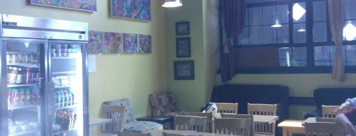 Studebaker cafe is one of Dining in Harlem (cafes, bistros, sandwich shops).