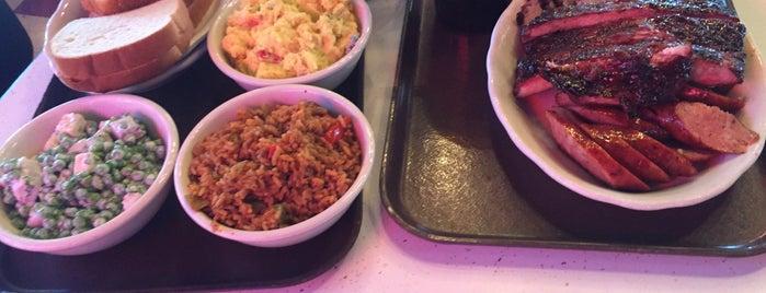 Papa's BBQ is one of Gespeicherte Orte von Jonathan.