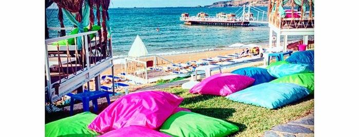 HiGH BEACH CLUB İSTANBUL is one of สถานที่ที่ Sevinç ถูกใจ.