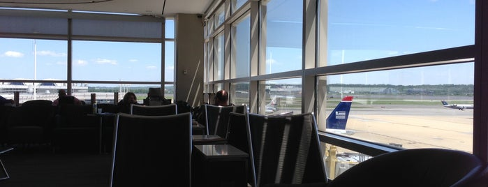 American Airlines Admirals Club is one of Don.