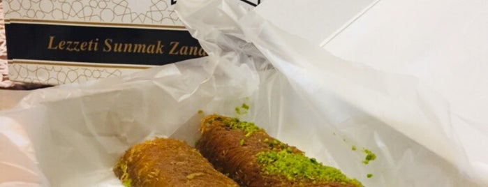 MDK Kadayıf Künefe Baklava is one of Turkey mix.