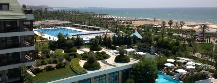 Sensimar Side Resort & Spa is one of Posti che sono piaciuti a Yılmaz.