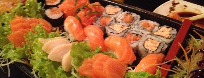 Ryuu Zushi is one of Minha experiência gastronômica.