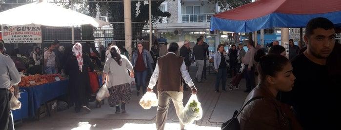 İncirliova Pazar Yeri is one of Posti che sono piaciuti a Nihal.
