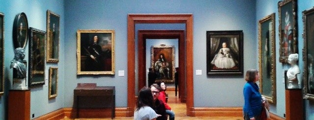 National Portrait Gallery is one of London.