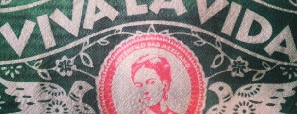 Los Bigotes de Frida is one of Larica SP..