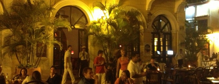 Restaurante San Pedro is one of Cartagenias.