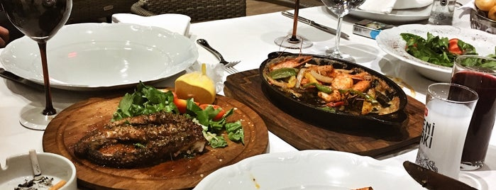 Akrones Keyani Steakhouse is one of Lugares favoritos de Szny.