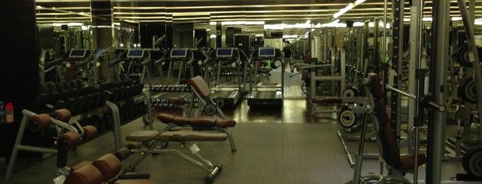 Fitness Club is one of Сохраненные.