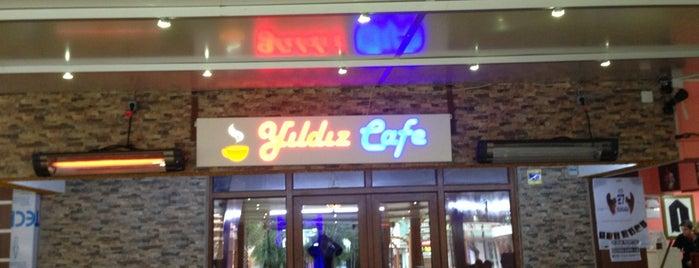 Yıldız Cafe is one of Emir 님이 좋아한 장소.